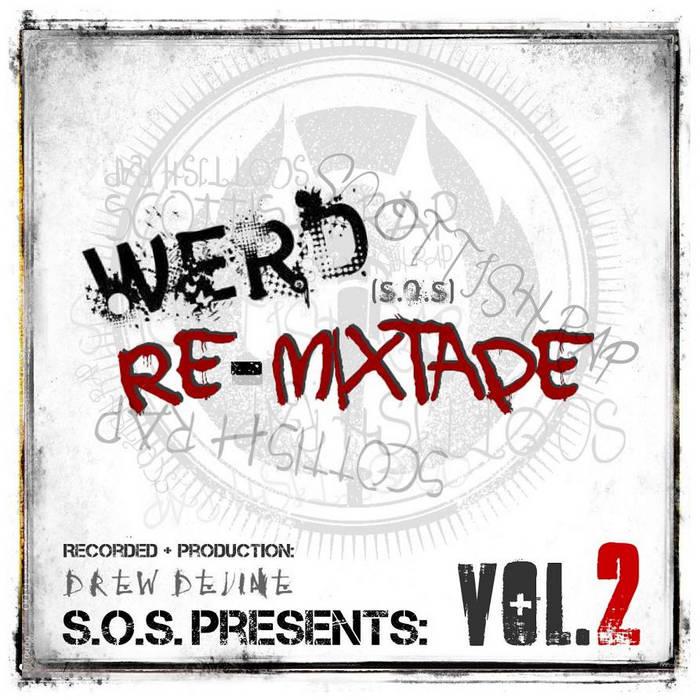 Scottish Rap Re-Mixtape Vol.2 cover art