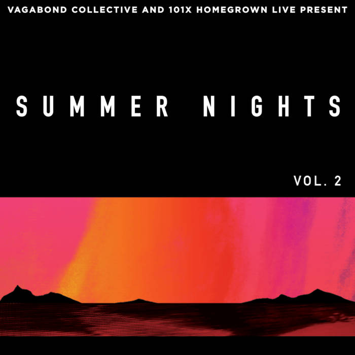 SUMMER NIGHTS VOL. 2 cover art