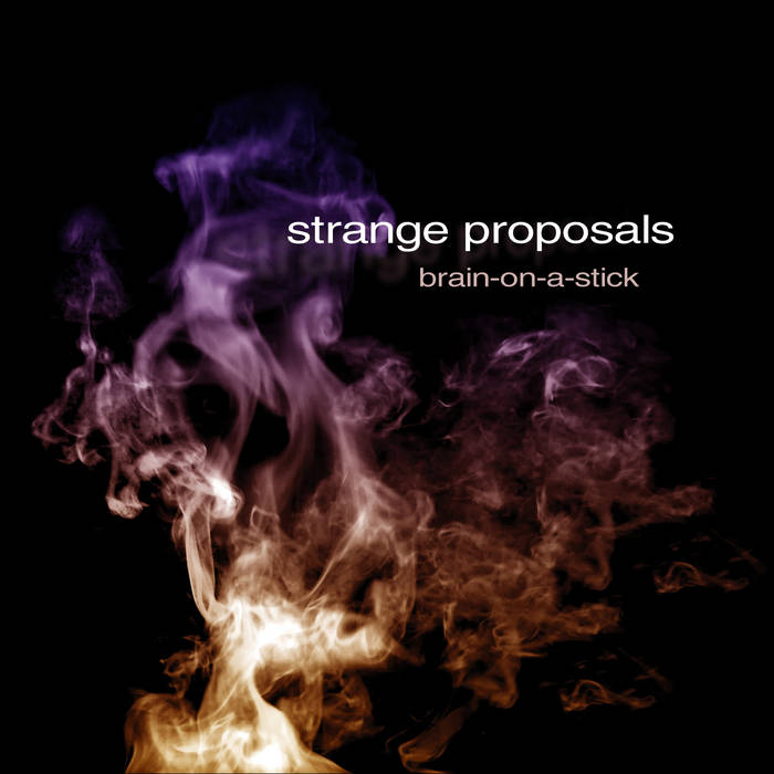 strange proposals cover art