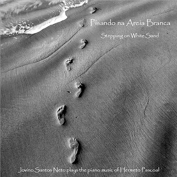 Pisando na Areia Branca (Stepping on White Sand) cover art