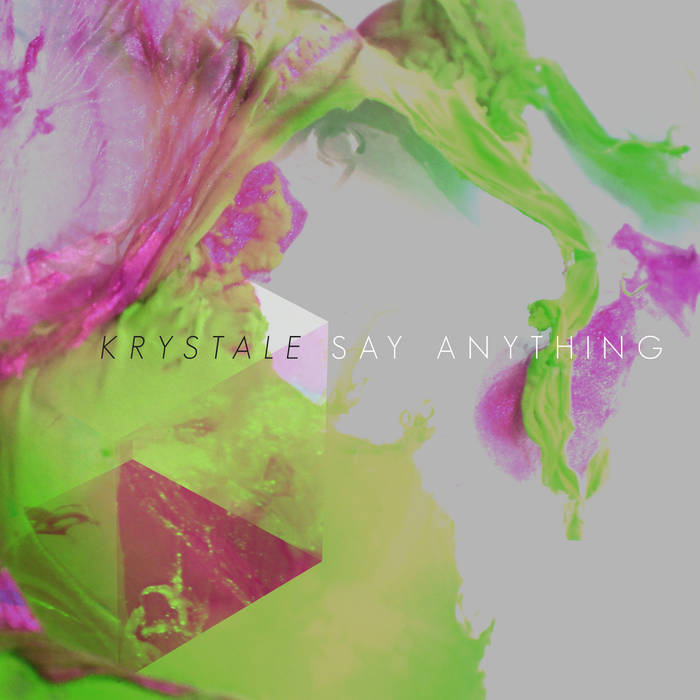 Say Anything cover art