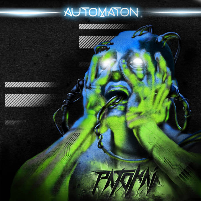 Automaton EP cover art