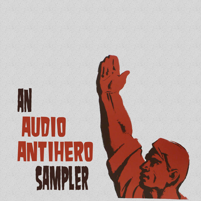 "Audio Antihero's ""Commercial Suicide Sampler"" cover art"