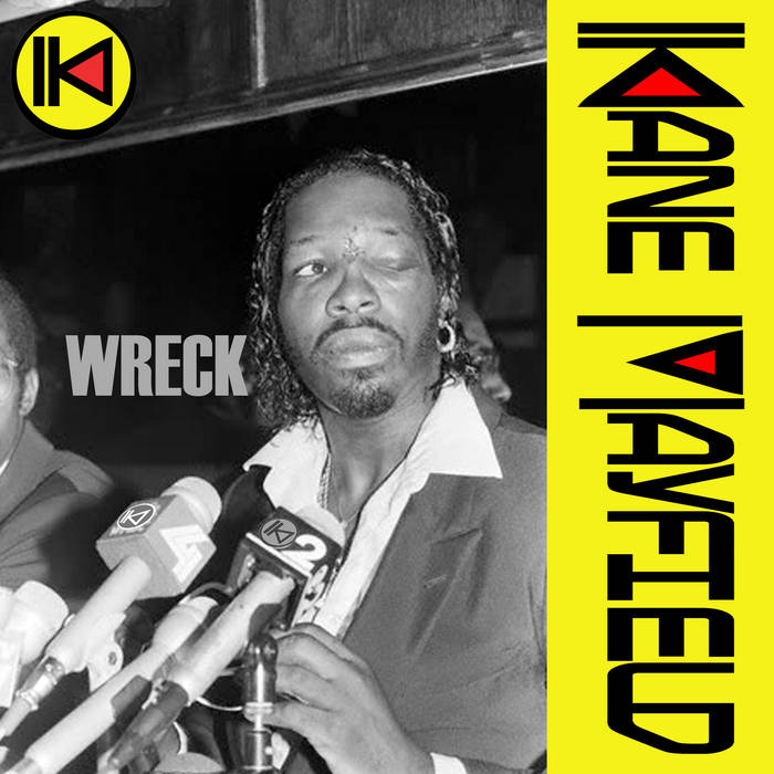 Kane Mayfield - Wreck '93 cover art