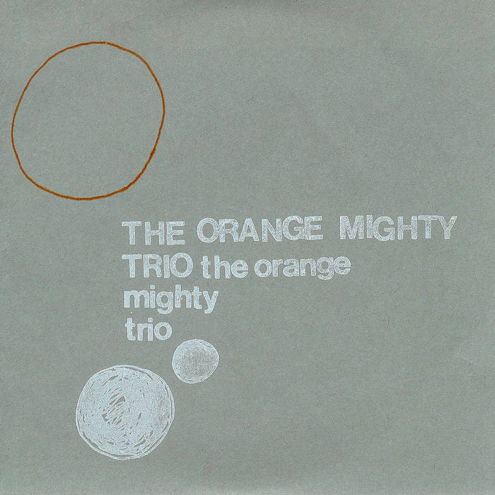 Orange Mighty Trio cover art