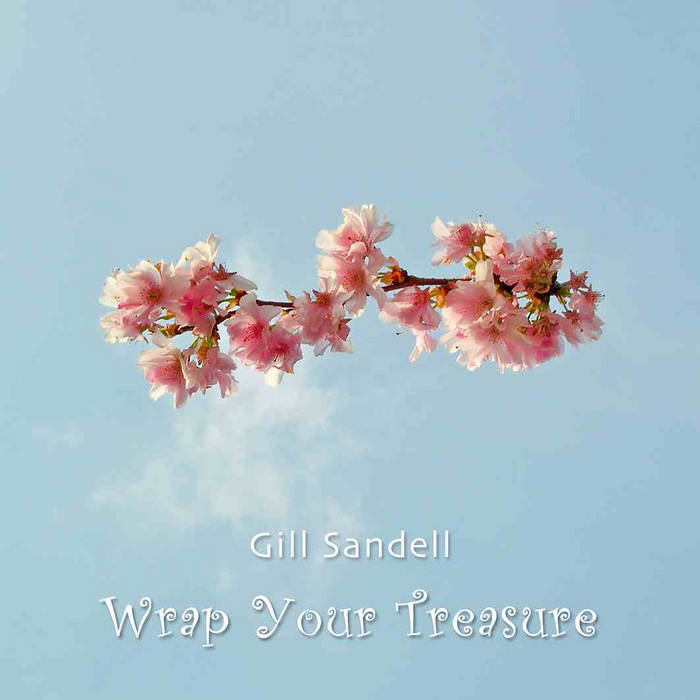 "Wrap Your Treasure - 7"" Single cover art"