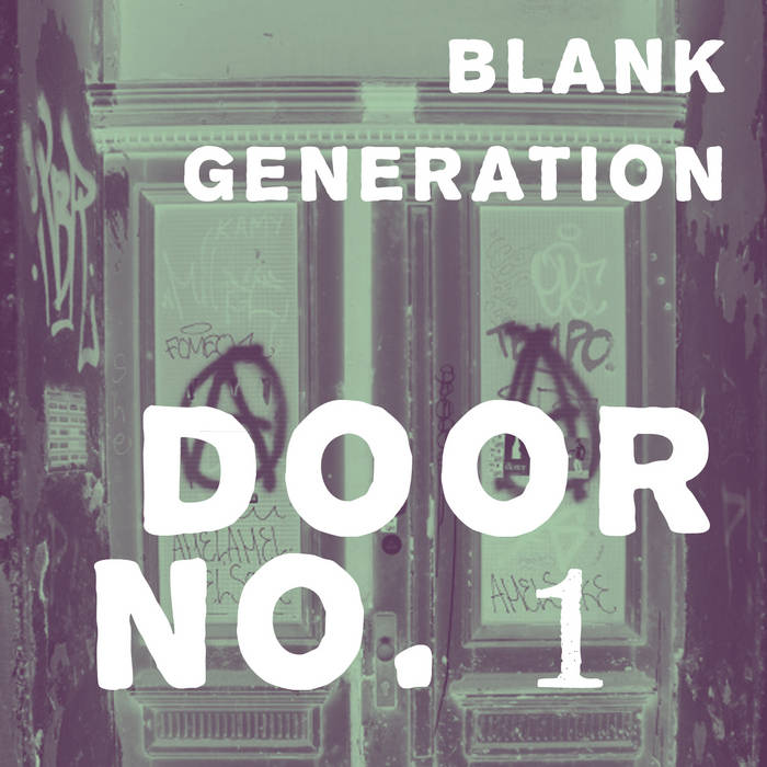 Door No. 1 cover art