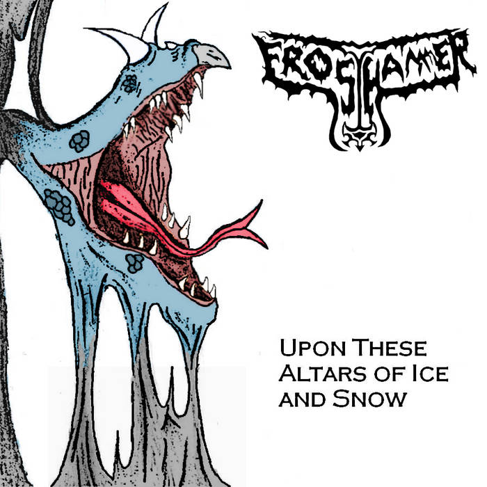 Upon These Altars of Ice and Snow cover art