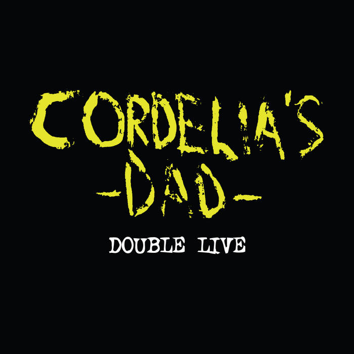 Double Live cover art