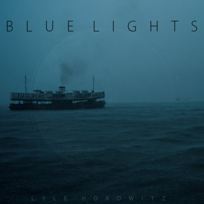 Blue Lights (Digital 12'') cover art