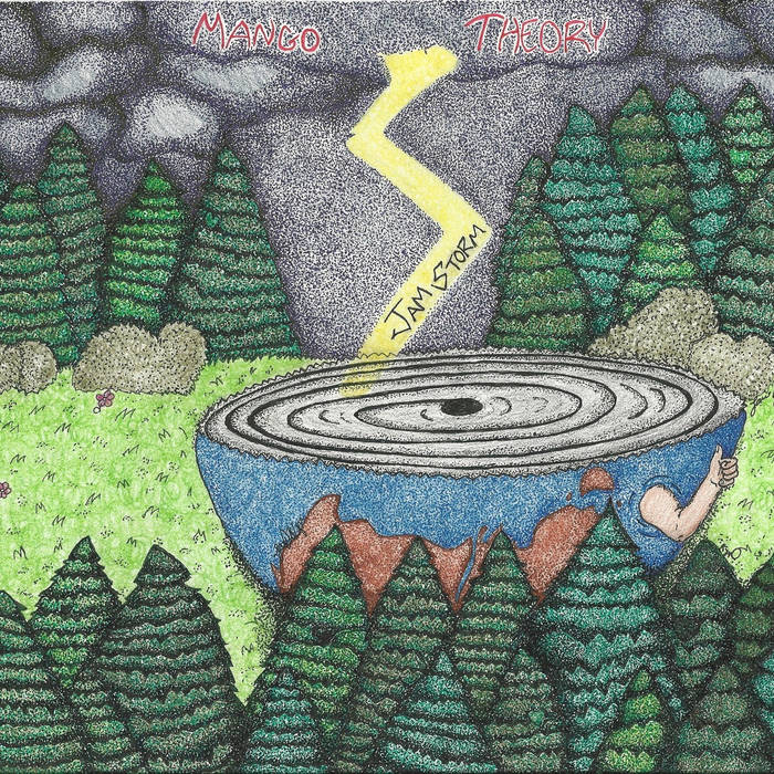 Jam Storm cover art