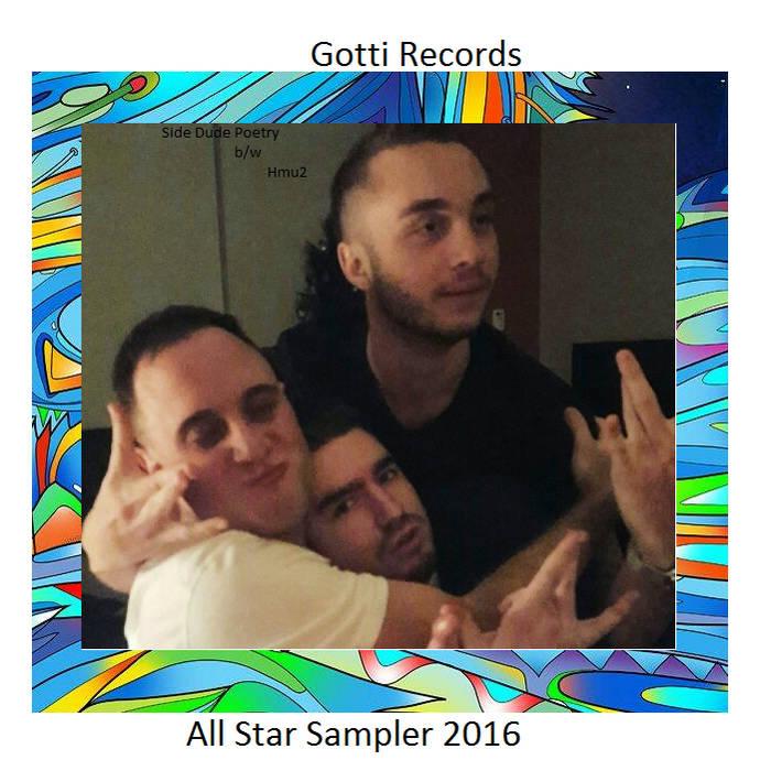 All Star Sampler 2016 cover art
