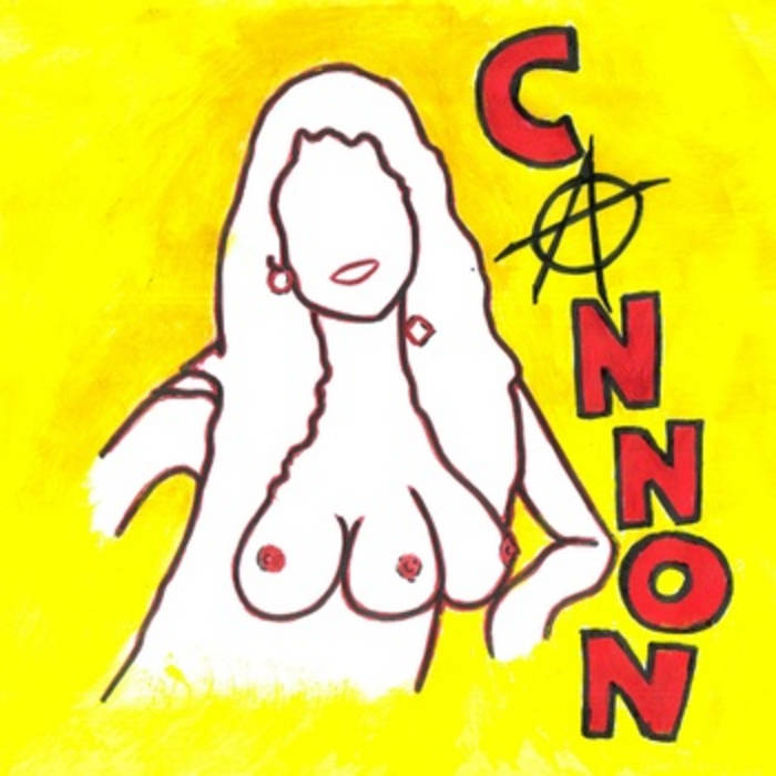 CANNON cover art