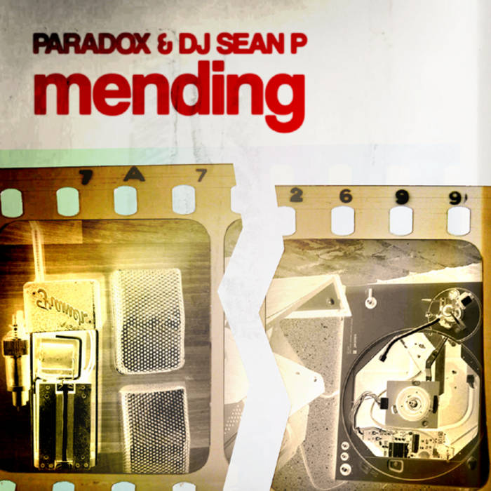 Mending (BONUS TRACKS) cover art