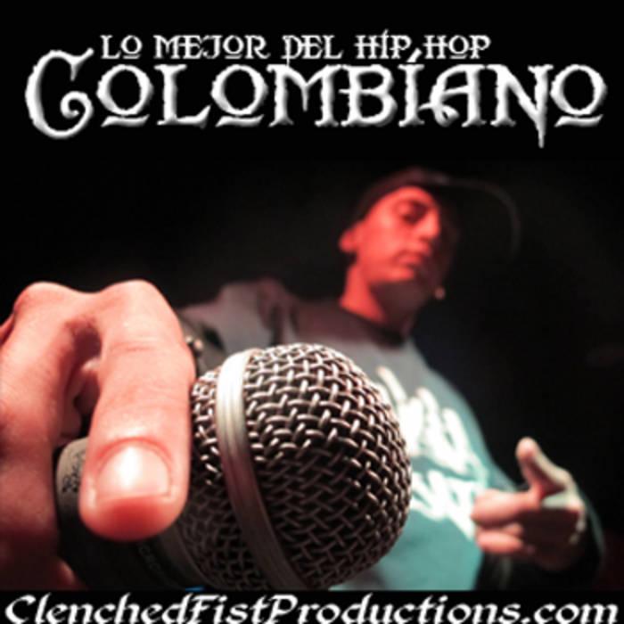 Lo Mejor Del Hip Hop Colombiano cover art