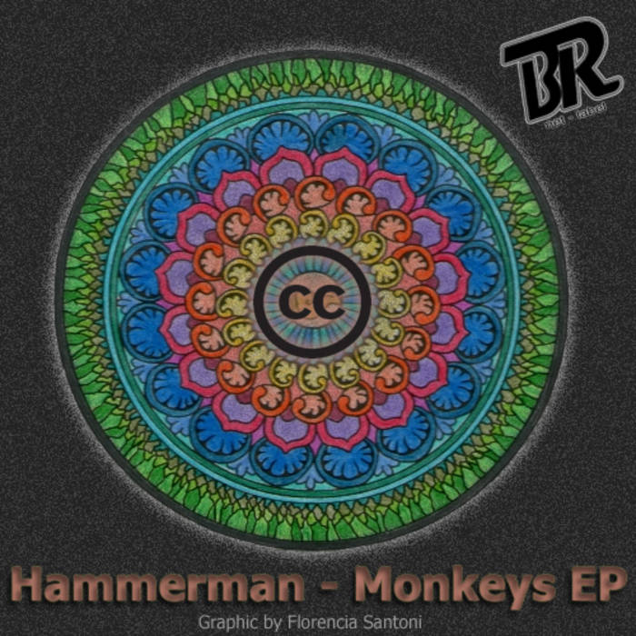 Monkeys EP cover art