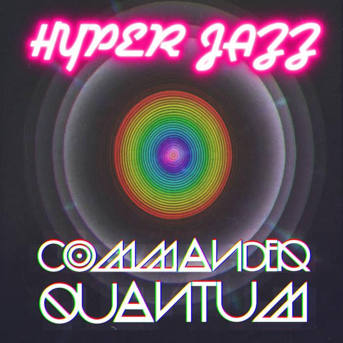 Hyper jazz cover art