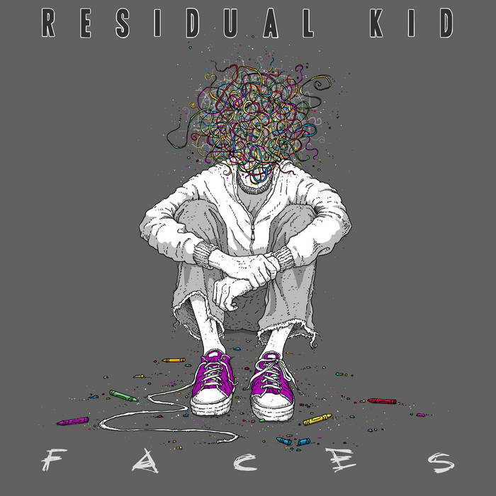 Faces EP cover art