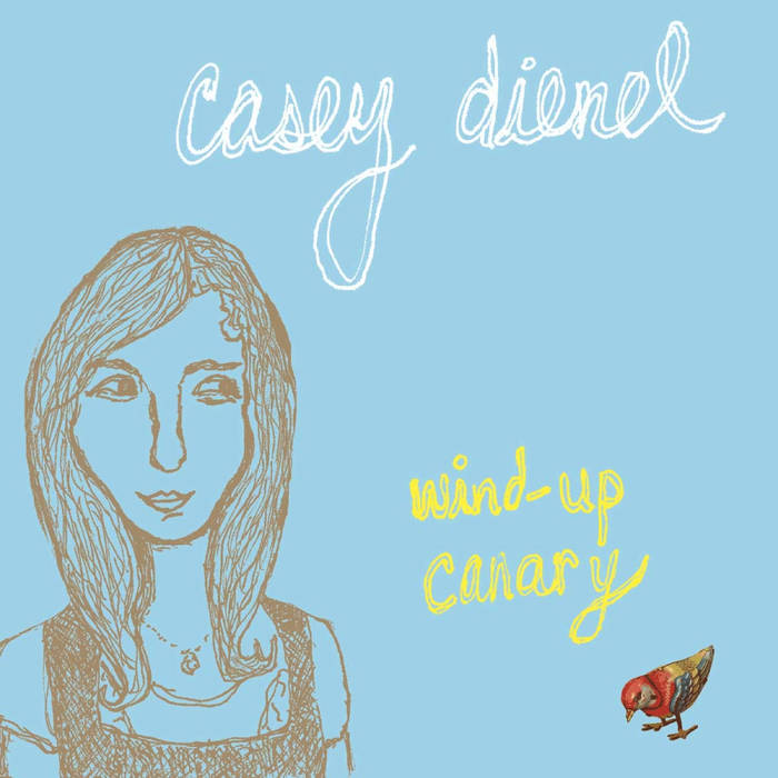 Wind-up Canary cover art