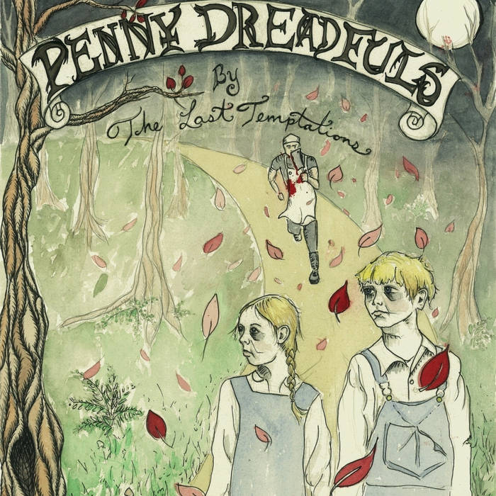 Penny Dreadfuls cover art
