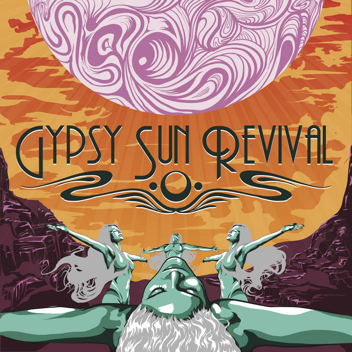 Gypsy Sun Revival cover art