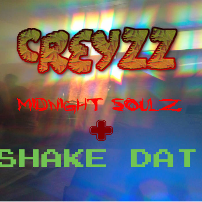 Midnight Soulz/Shake Dat cover art