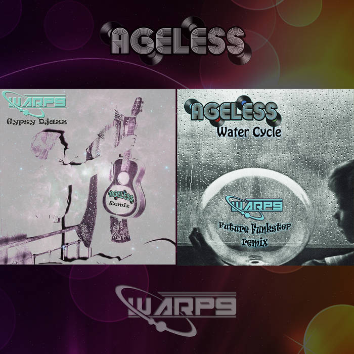 Ageless/Warp9 Remix EP cover art