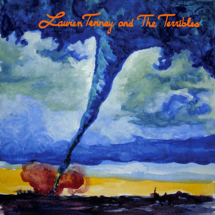 Lauren Tenney and the Terribles EP cover art