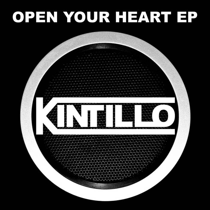 Open Your Heart EP cover art