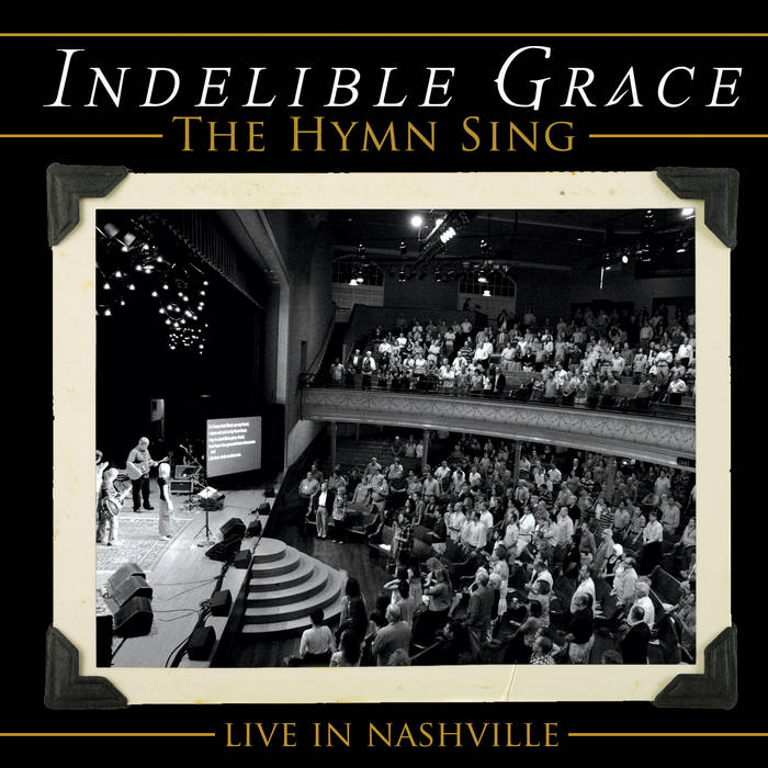 The Hymn Sing: Live In Nashville cover art