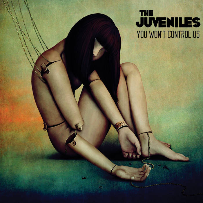 You Won't Control Us cover art