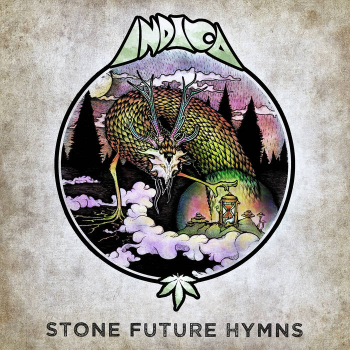 Stone Future Hymns cover art