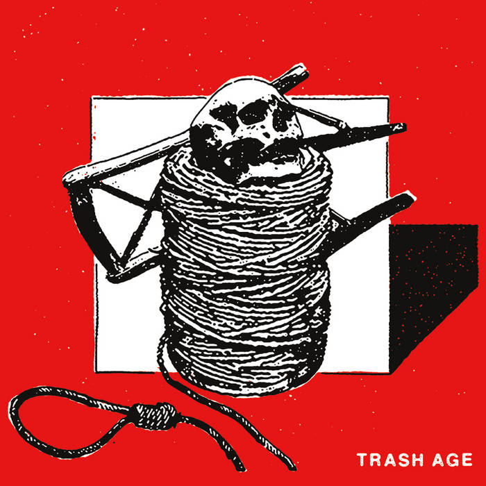 TRASH AGE cover art