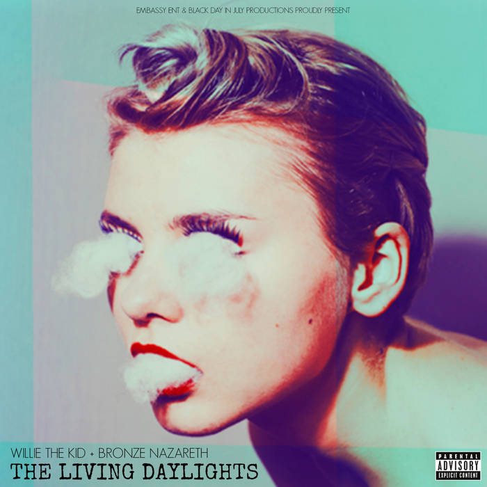 The Living Daylights cover art