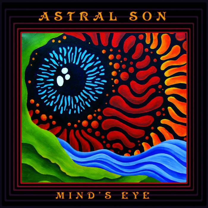 Mind's Eye cover art