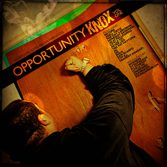 Opportunity Knox Vol 1 cover art
