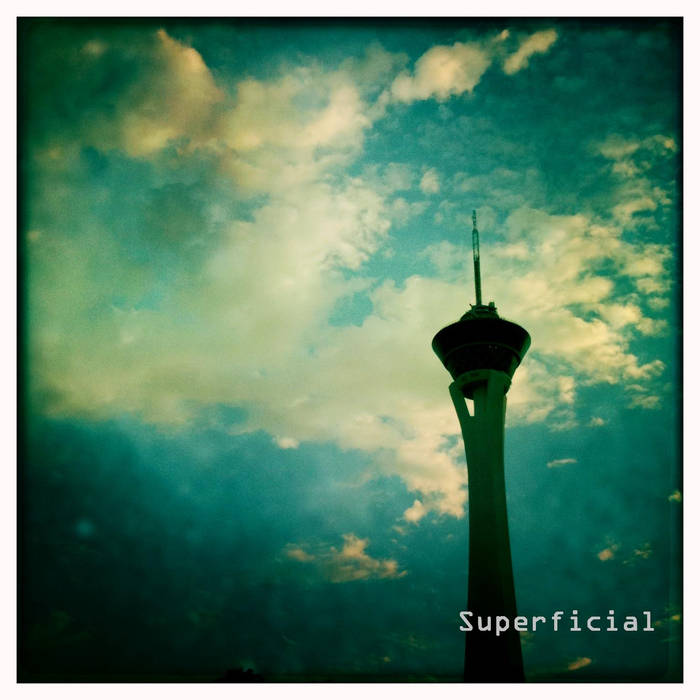 Superficial EP cover art