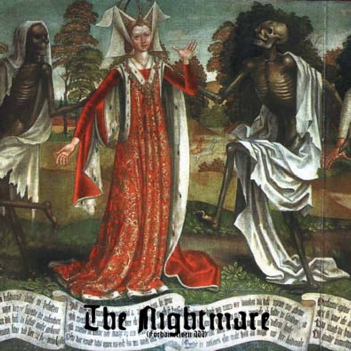The Nightmare (Förbannelsen III) cover art