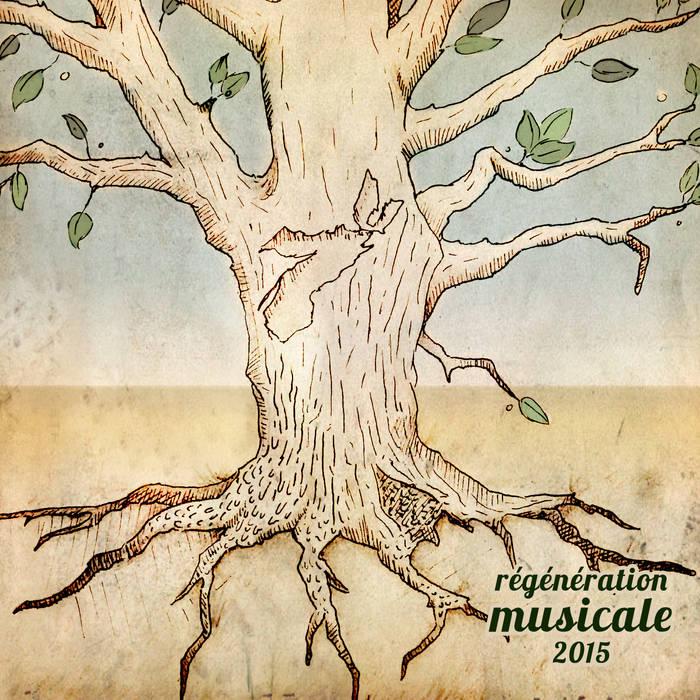 Régénération Musicale 2015 cover art