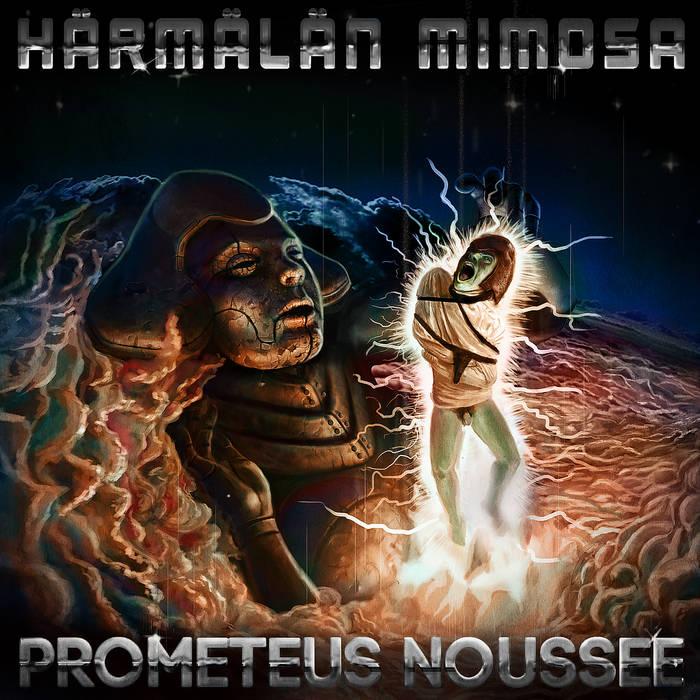 Prometeus noussee cover art