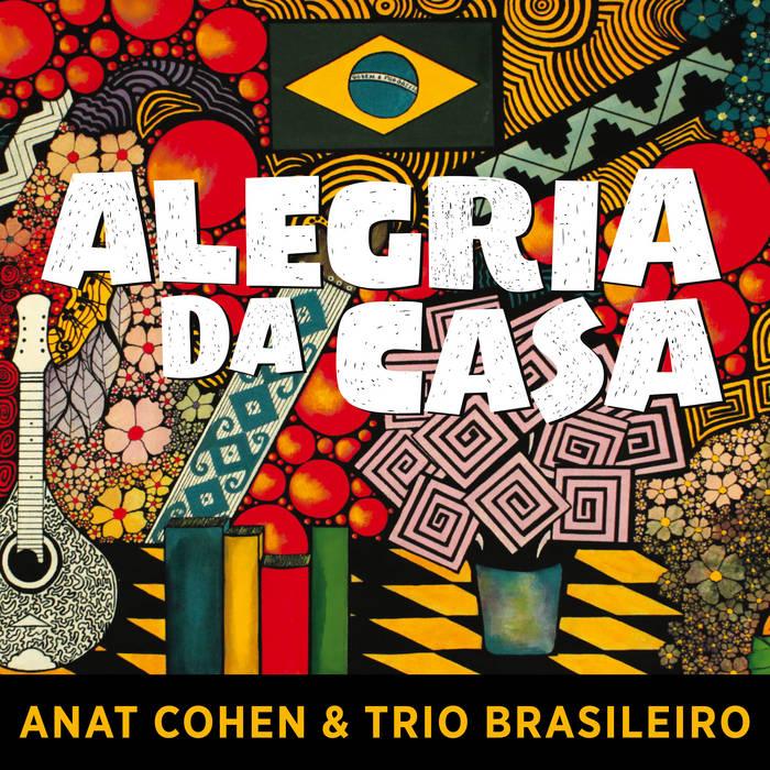 Alegria Da Casa cover art