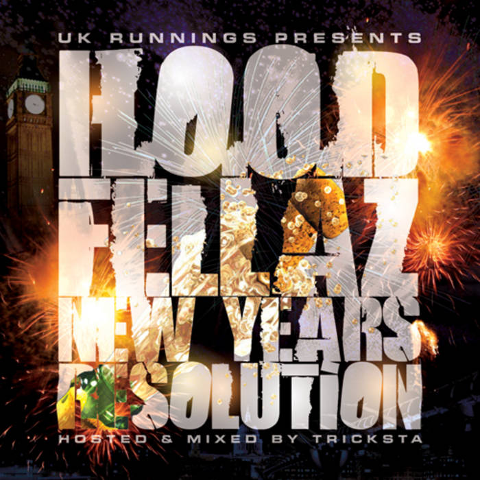 NEW YEARS RESOLUTION cover art