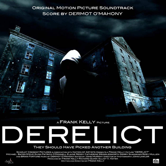 Derelict Original Motion Picture Soundtrack cover art
