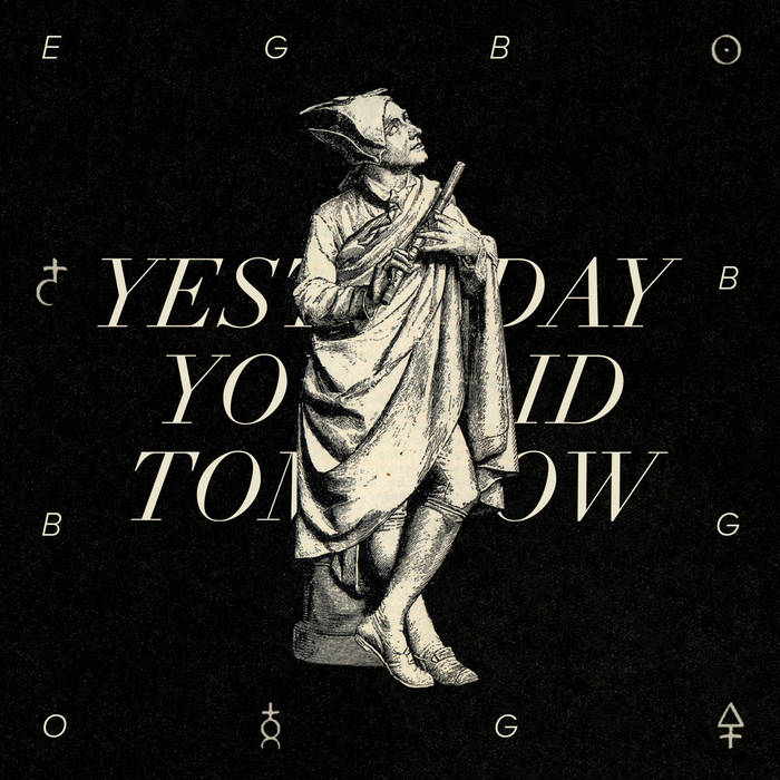 yesterday you said tomorrow cover art