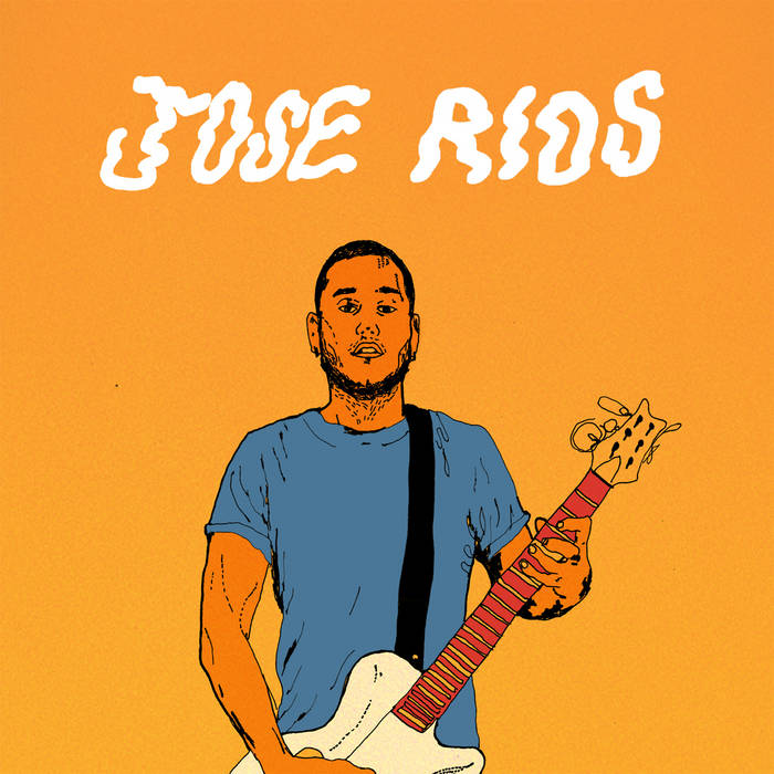 Jose Rios cover art