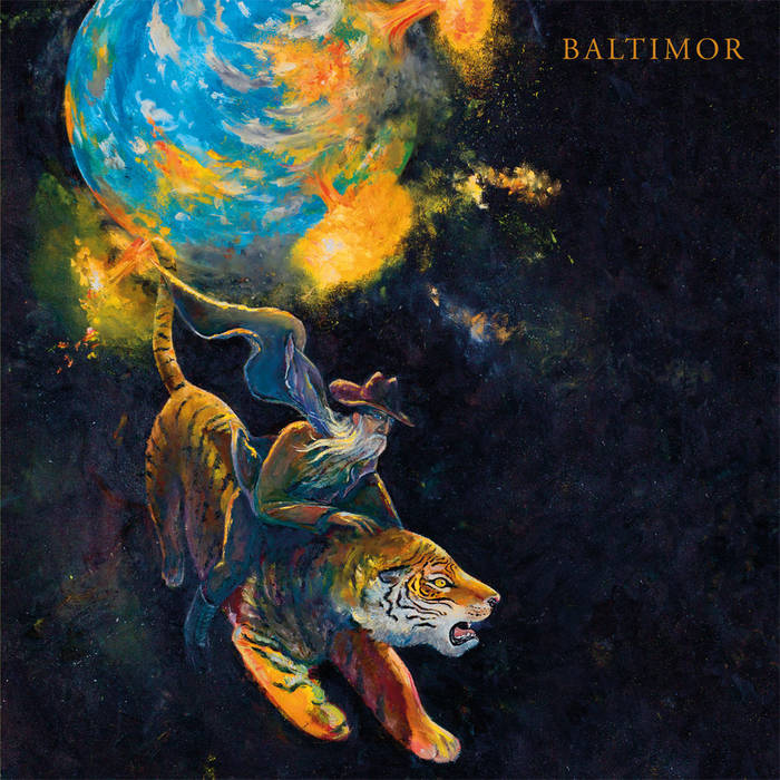 BALTIMOR cover art