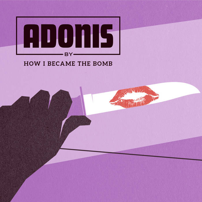 Adonis EP cover art