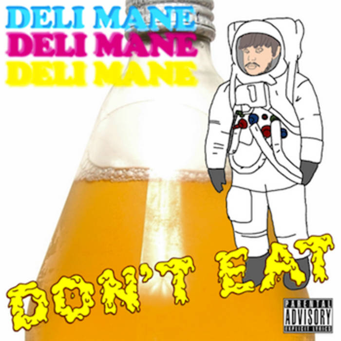 Don't Eat cover art
