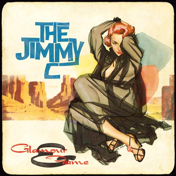 Glamour & Fame (2009) $15.00 CD $10.00 DL cover art