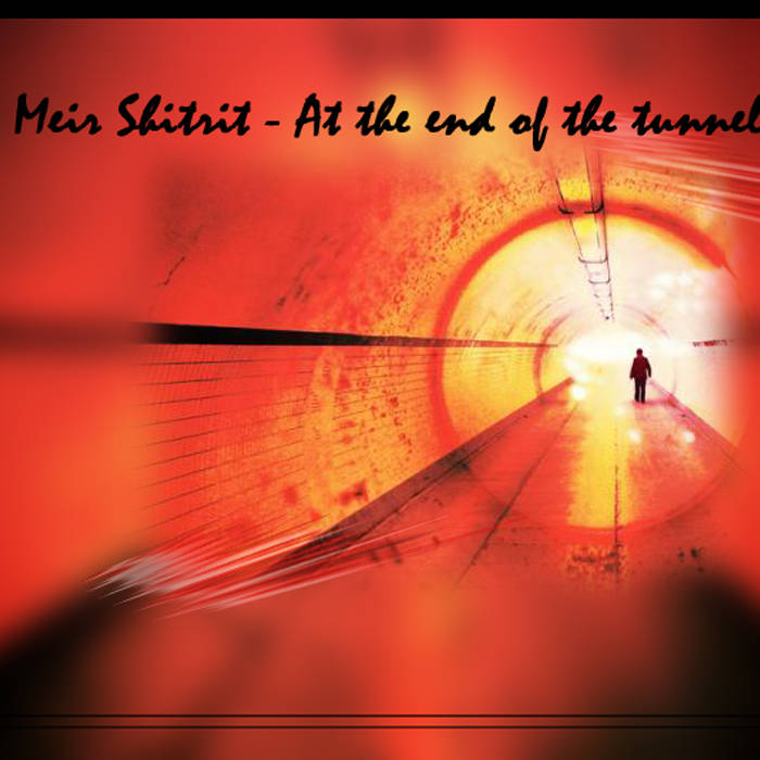 At the end of the tunnel cover art